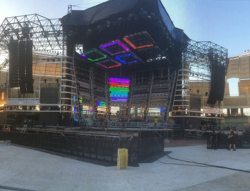 Ensuring Structural Stability of Live Events