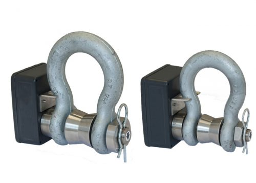 BroadWeigh Shackles 3.25 and 4.75 tonnes