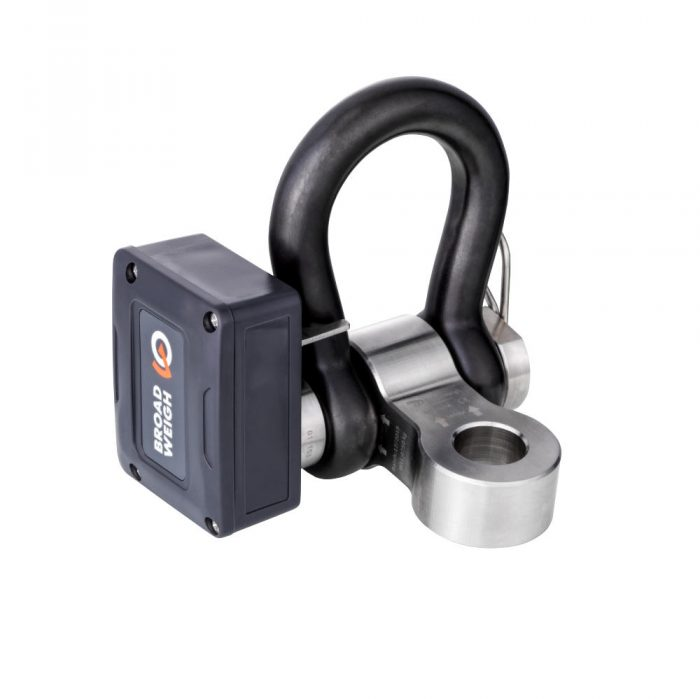 TwistLink Load Shackle BW S475 TL LH angle