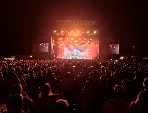 BroadWeigh puts on first class performance at the Ottawa Blues Festival 2018