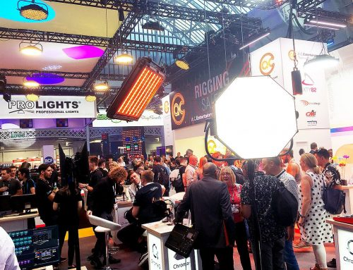 Broadweigh Bluetooth makes its PLASA debut!