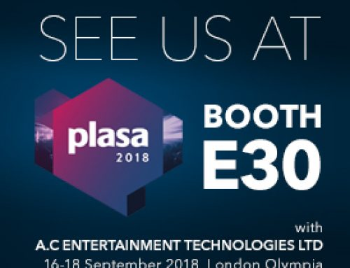 PLASA Debut for BroadWeigh's new Advanced Handheld