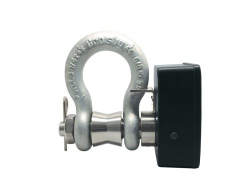 BroadWeigh Blue Shackle Front