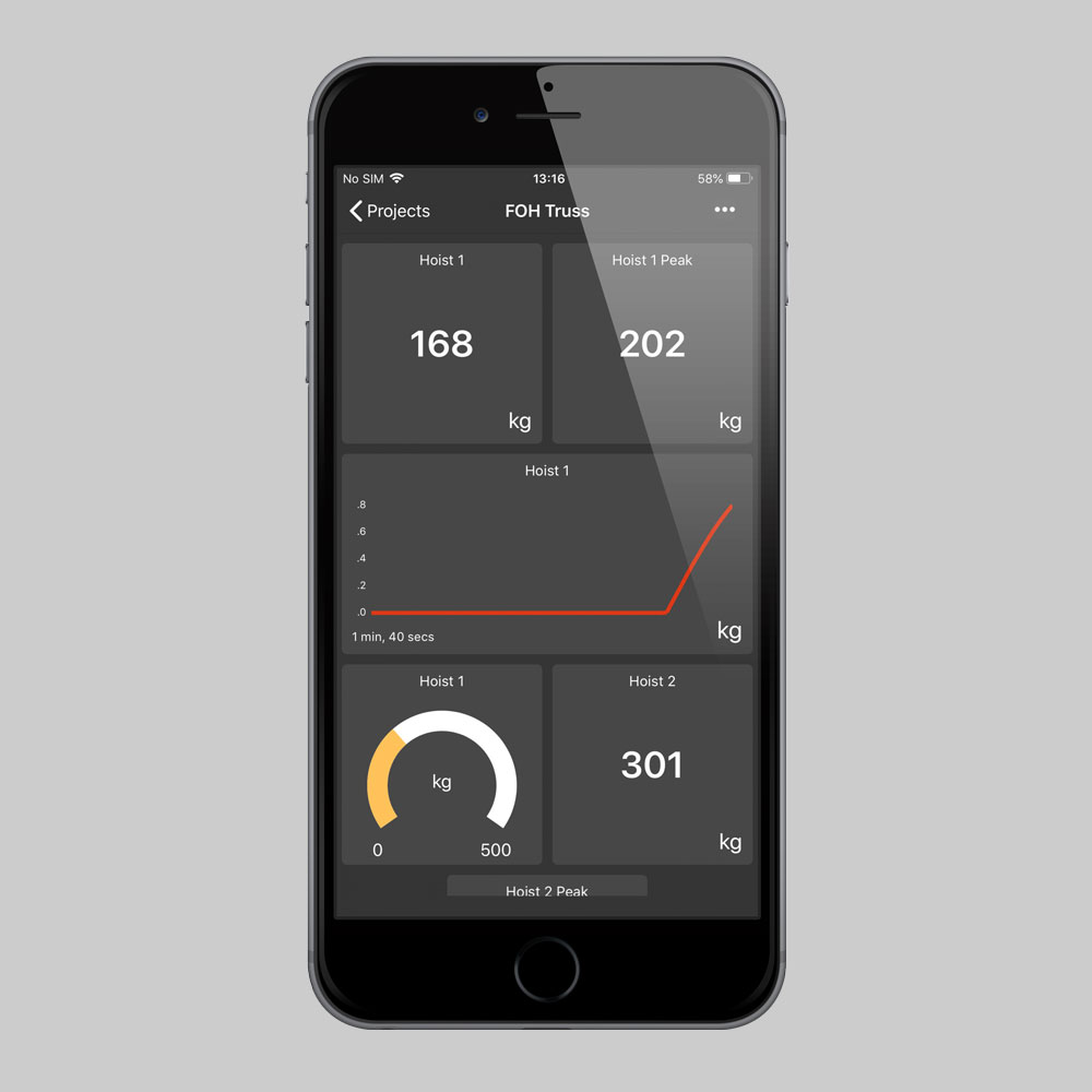 Broadweigh Toolkit app