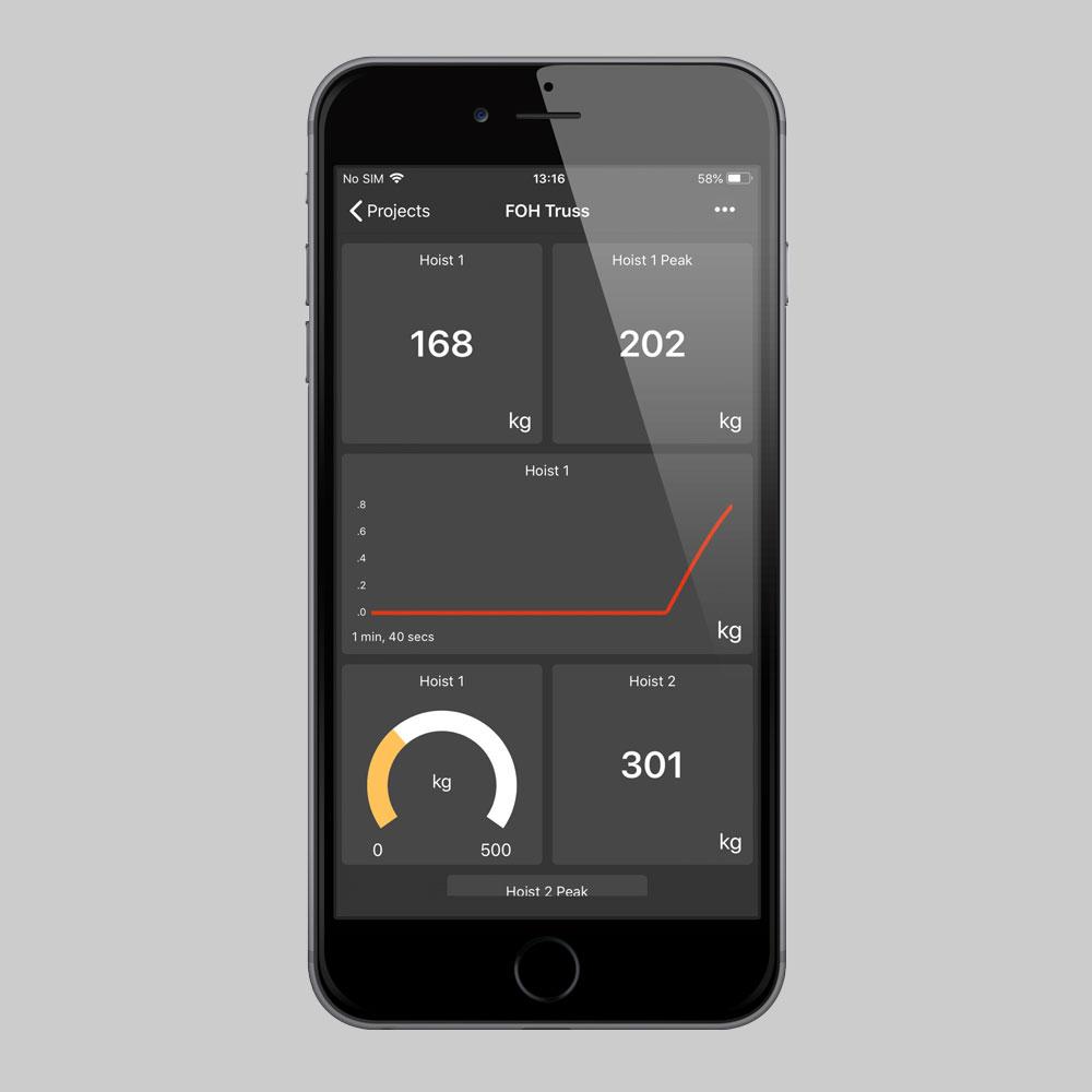 Broadweigh Toolkit app