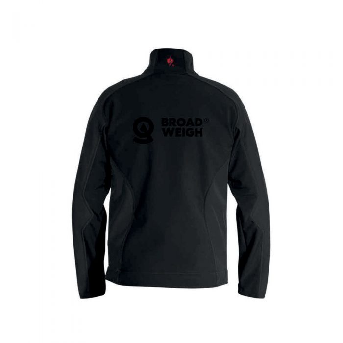 Broadweigh Jacket Black - Back