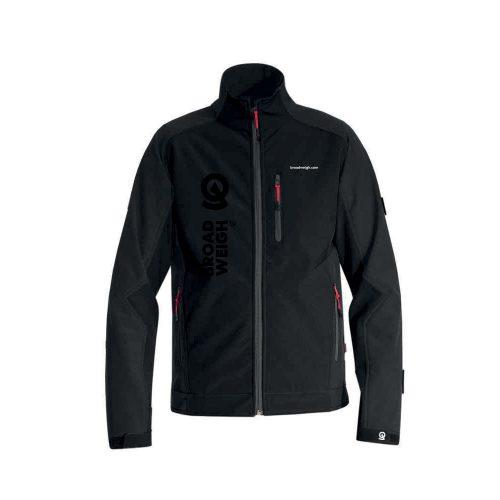 Broadweigh Jacket Black - Front