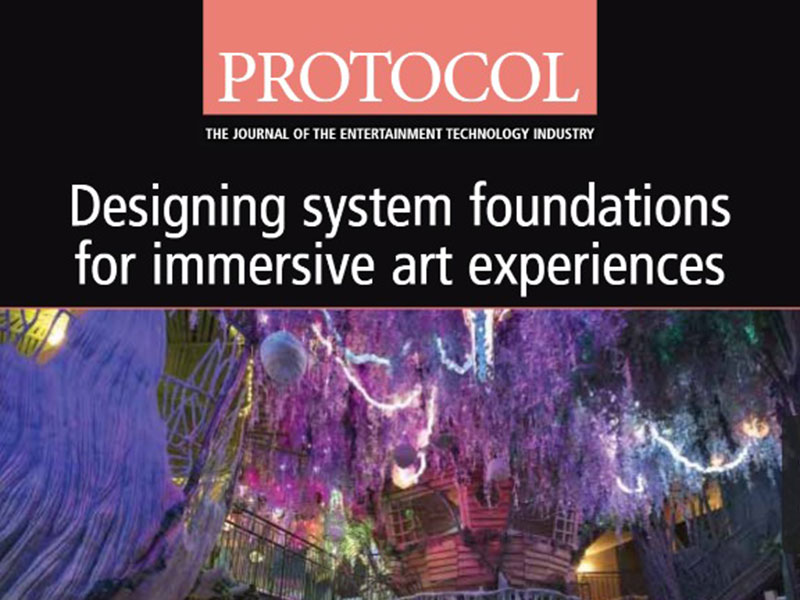 Protocol Journal Cover