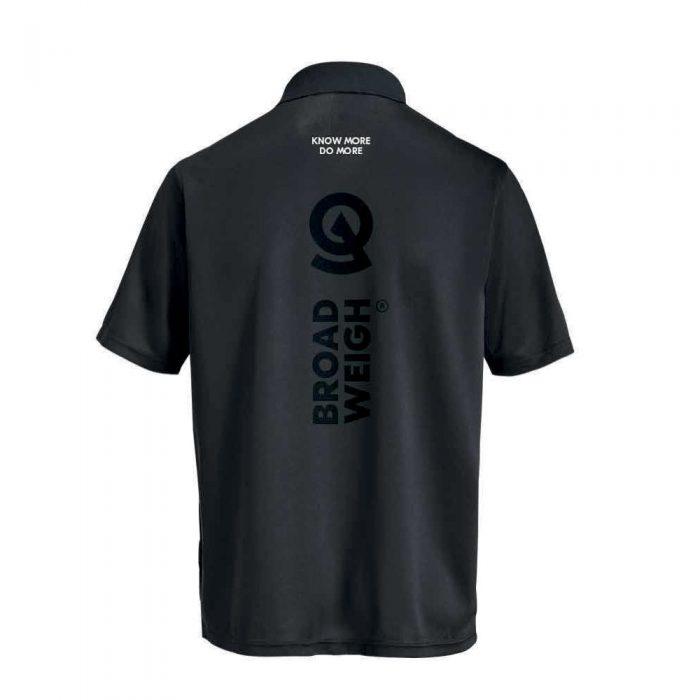 Broadweigh Shirt Black - back