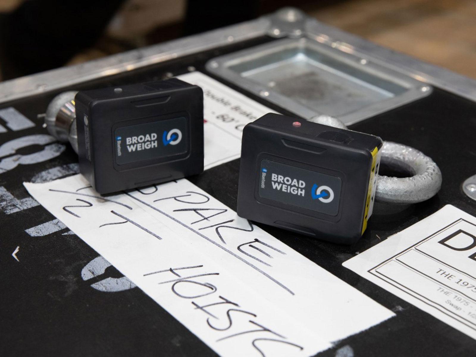 Broadweigh Bluetooth 3.25t shackles