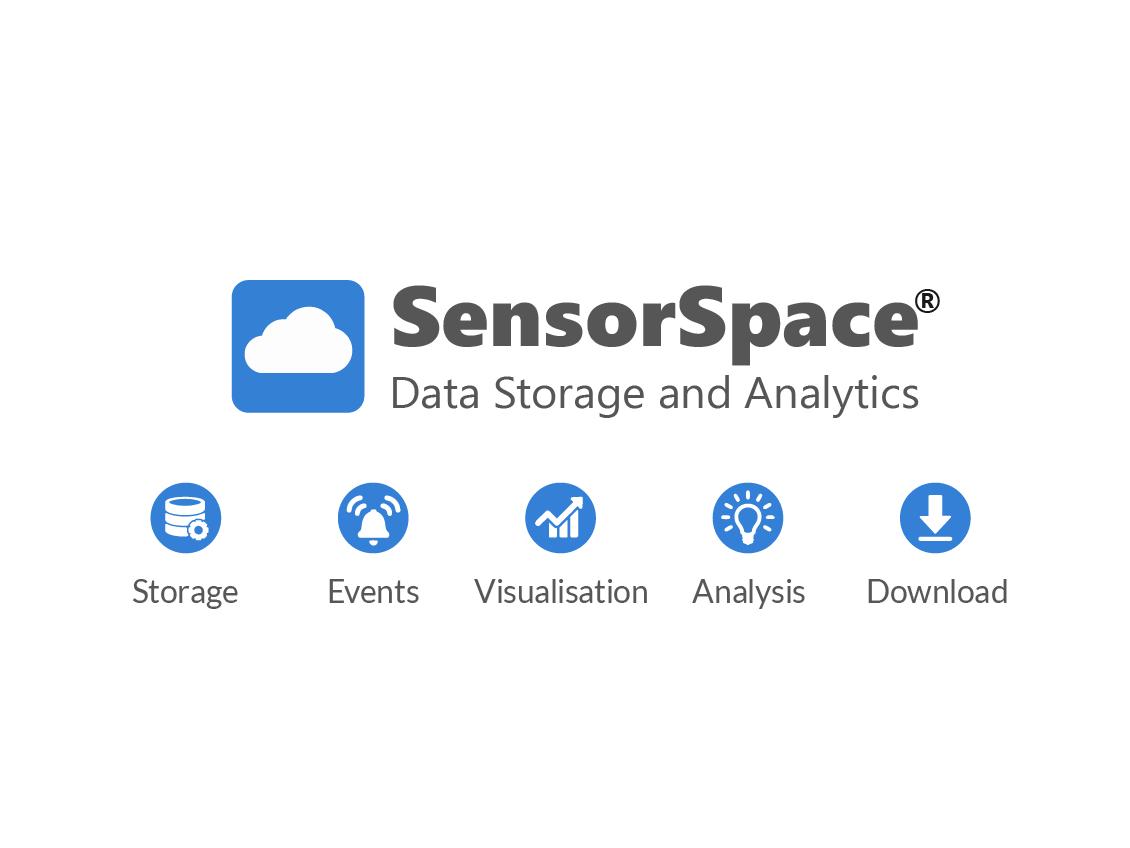 SENSORSPACE® Cloud